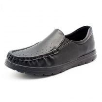 Pansy中老年爸爸鞋软底透气老人鞋1011