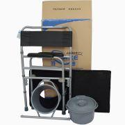 雅德 老人孕妇残疾人可移动坐便椅YC7700