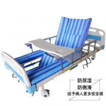 永辉护理床 家用多功能翻身床 老年人瘫痪医用病床 手动半曲护理床