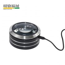 smolia便携式LED充电调光放大镜3R-smolia-C