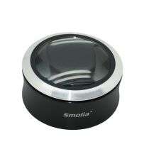 smolia便携式LED充电高清阅读放大镜3R-Smolia-XC