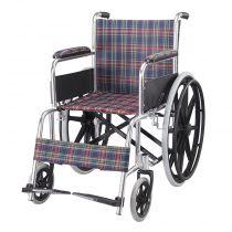 雅德老年人可折叠铝合金轮椅 YC2000H